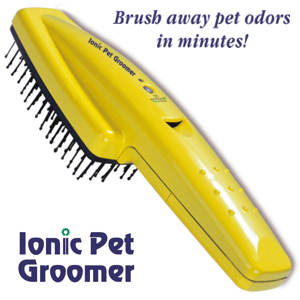 Order the Ionic Pet Groomer by Advanced PureLiving